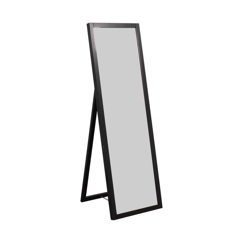 Crate & Barrel Crate & Barrel Floor Mirror Mirrors
