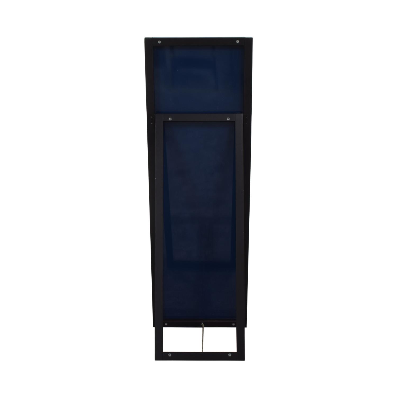 shop Crate & Barrel Floor Mirror Crate & Barrel Mirrors