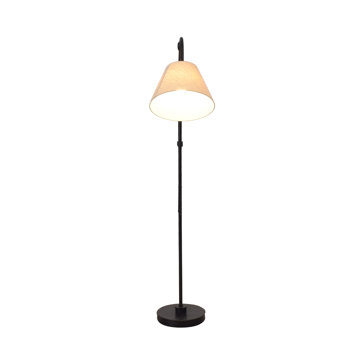 West Elm West Elm Tall Steel Lamp ma