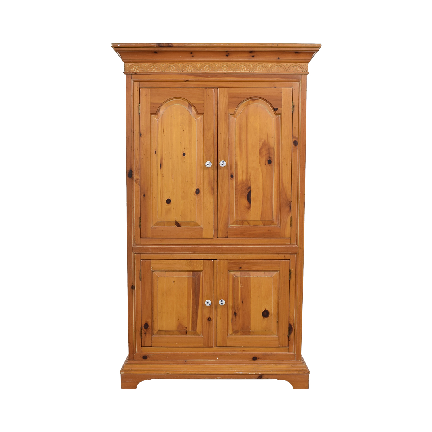 Macy's Macy's Armoire Dresser on sale