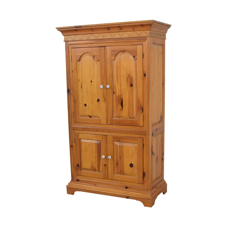 Macy's Macy's Armoire Dresser pa