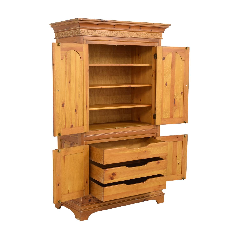 shop Macy's Armoire Dresser Macy's Storage