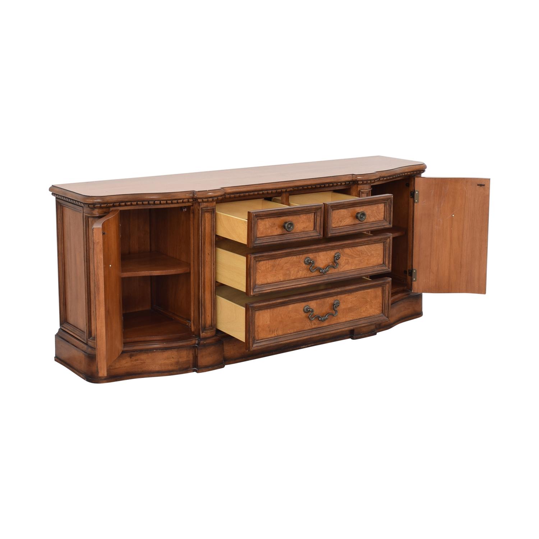 Universal Furniture Universal Furniture Buffet Console dimensions