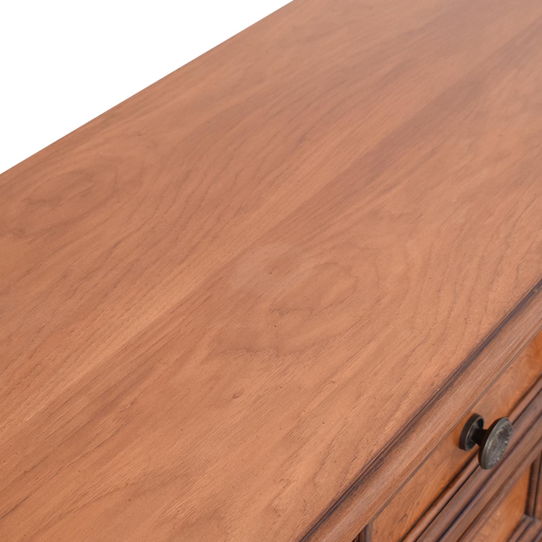 Universal Furniture Universal Furniture Buffet Console brown