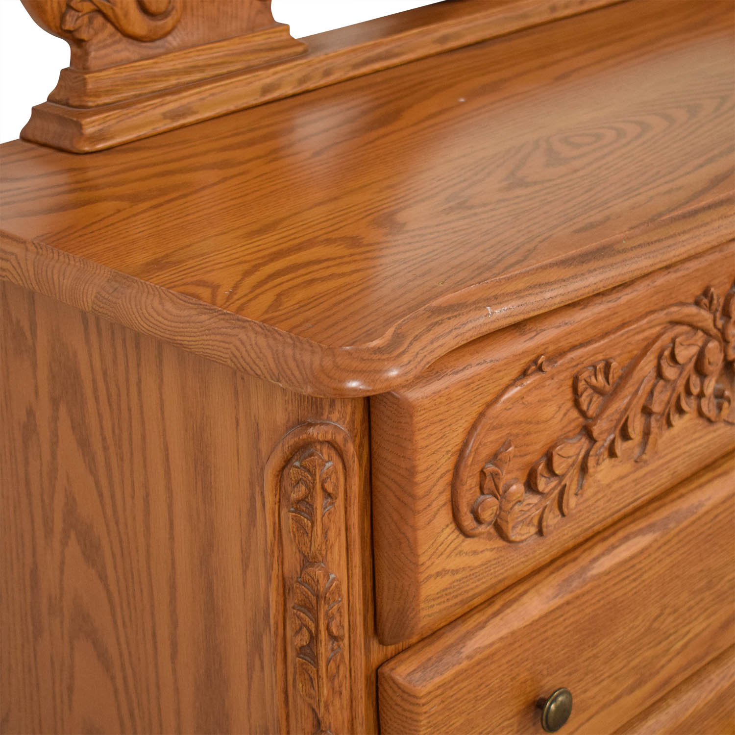 shop  Eight Drawer Dresser with Mirror online