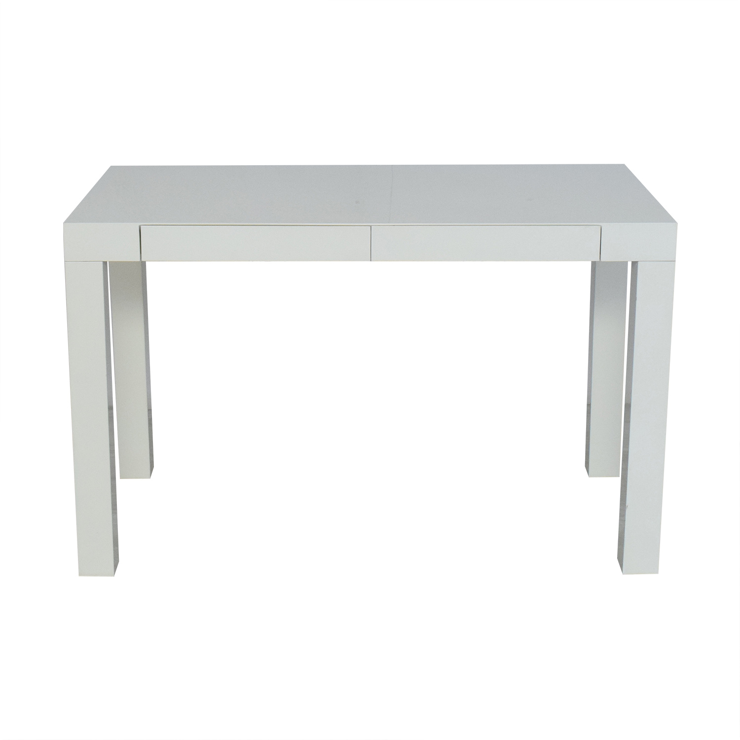 buy West Elm Parsons Desk West Elm
