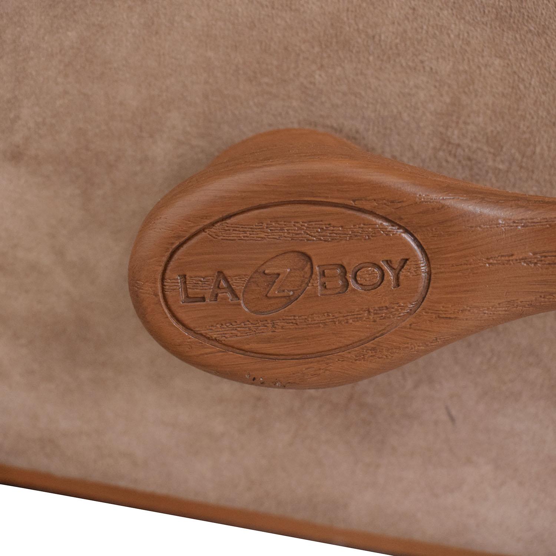 shop La-Z-Boy Trevor Recliner Rocker La-Z-Boy