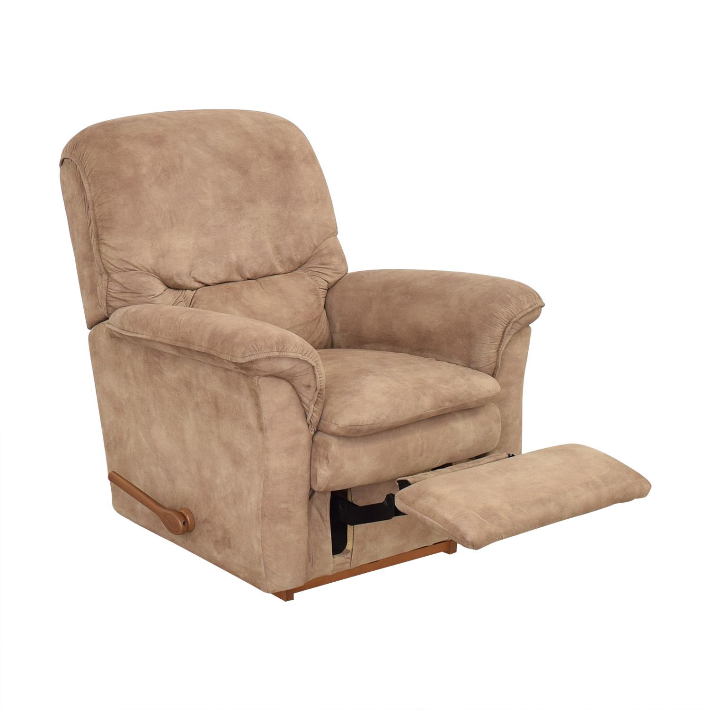 shop La-Z-Boy Trevor Recliner Rocker La-Z-Boy Chairs