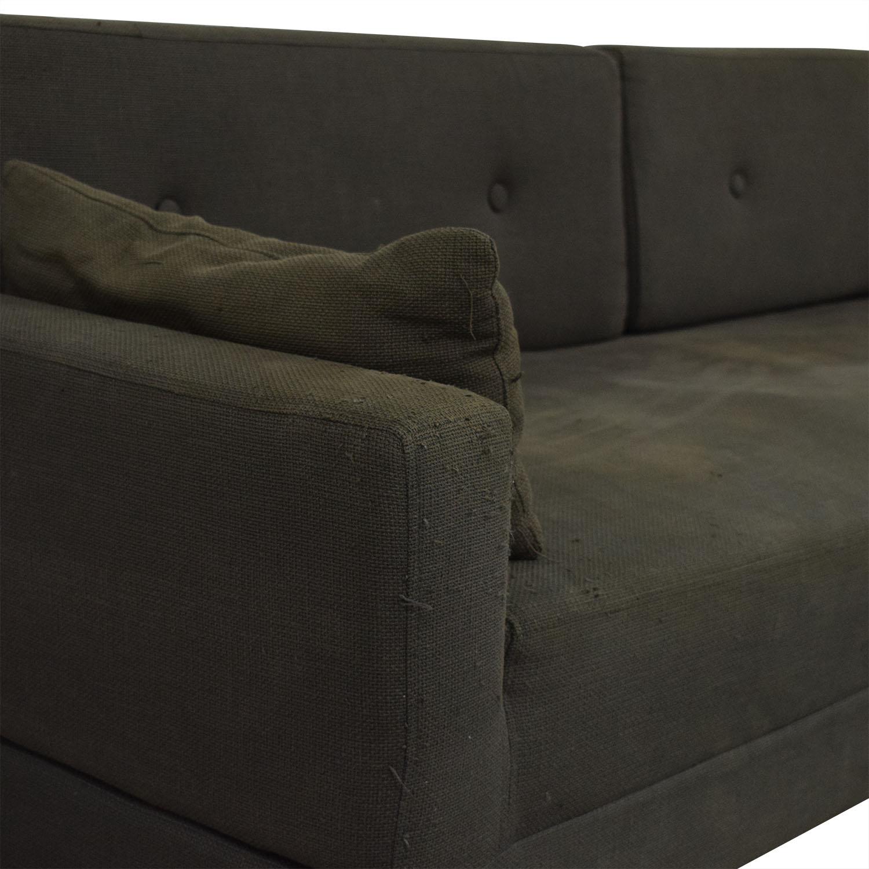 Blu Dot Blu Dot One Night Stand Sleeper Sofa discount
