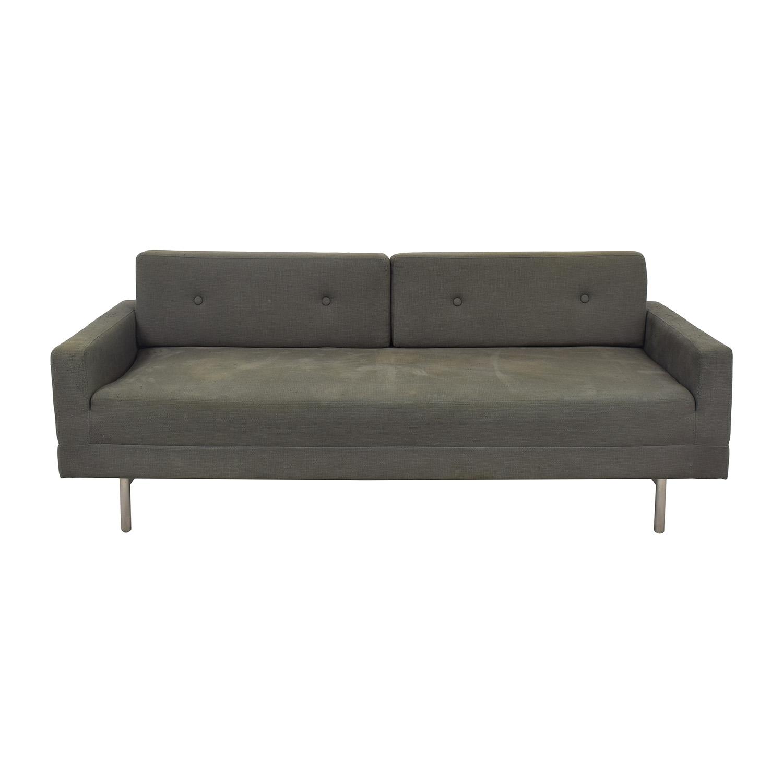 buy Blu Dot One Night Stand Sleeper Sofa Blu Dot