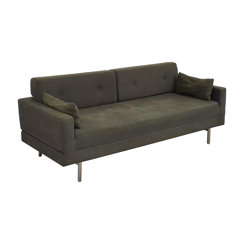 Blu Dot Blu Dot One Night Stand Sleeper Sofa nyc