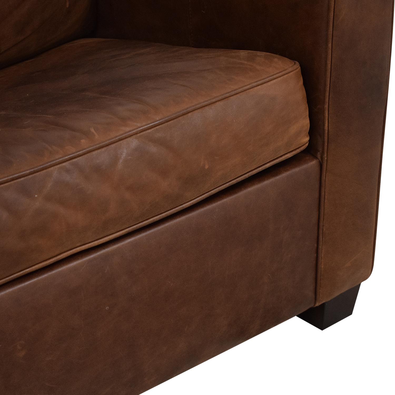 West Elm West Elm Henry Queen Sleeper Sofa
