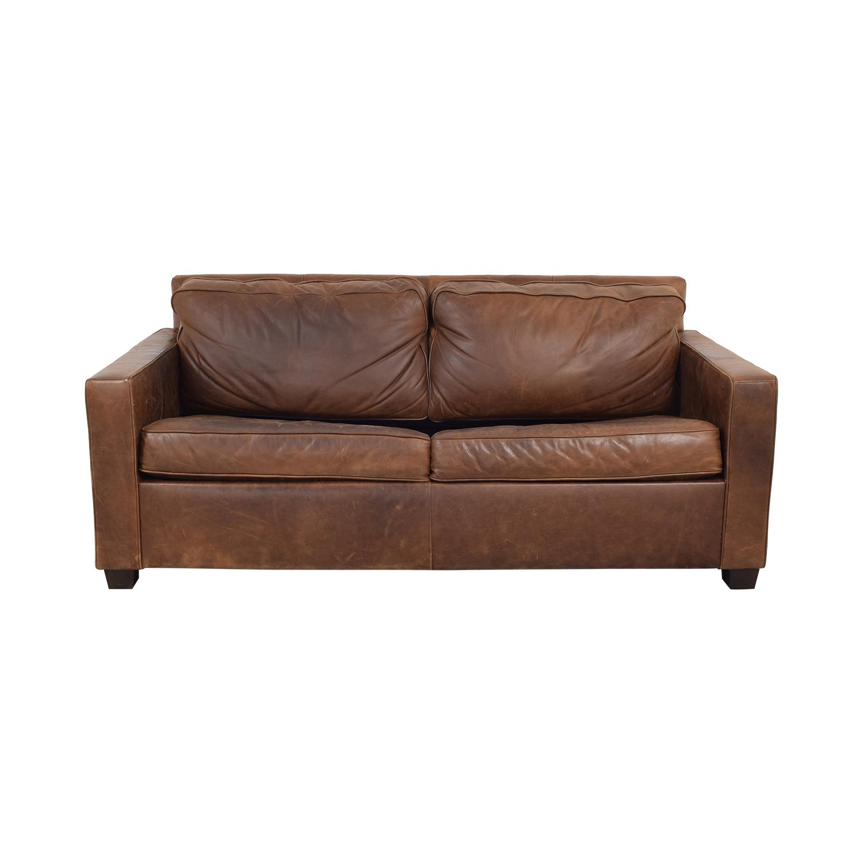 West Elm West Elm Henry Queen Sleeper Sofa for sale