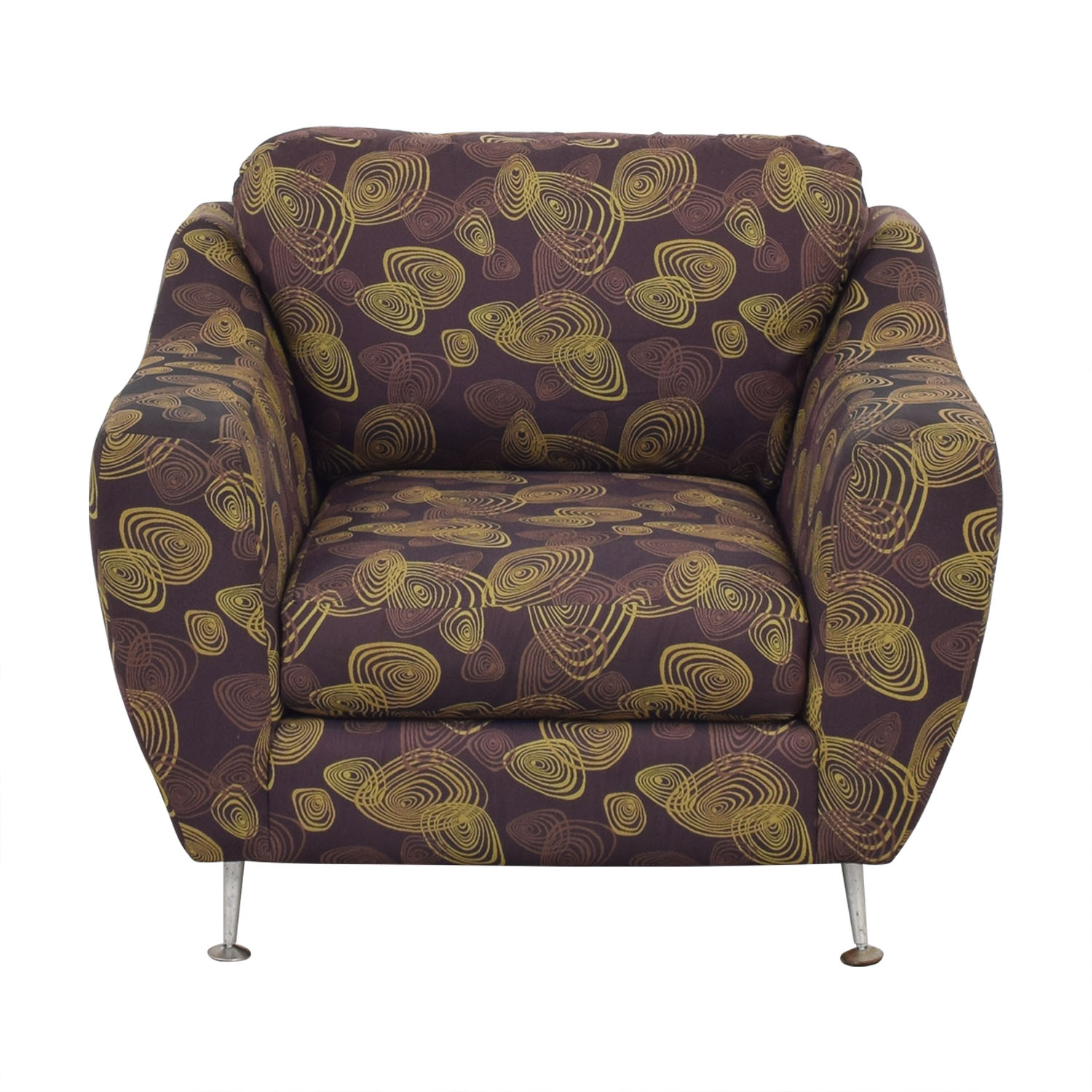Carter Furniture Carter Accent Chair used