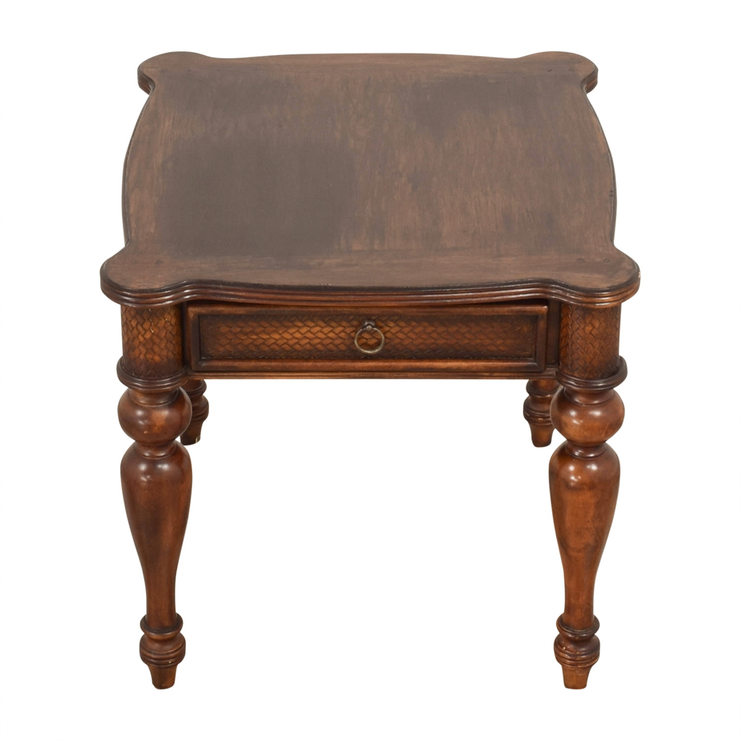 Living Room Side Table with Drawer / End Tables