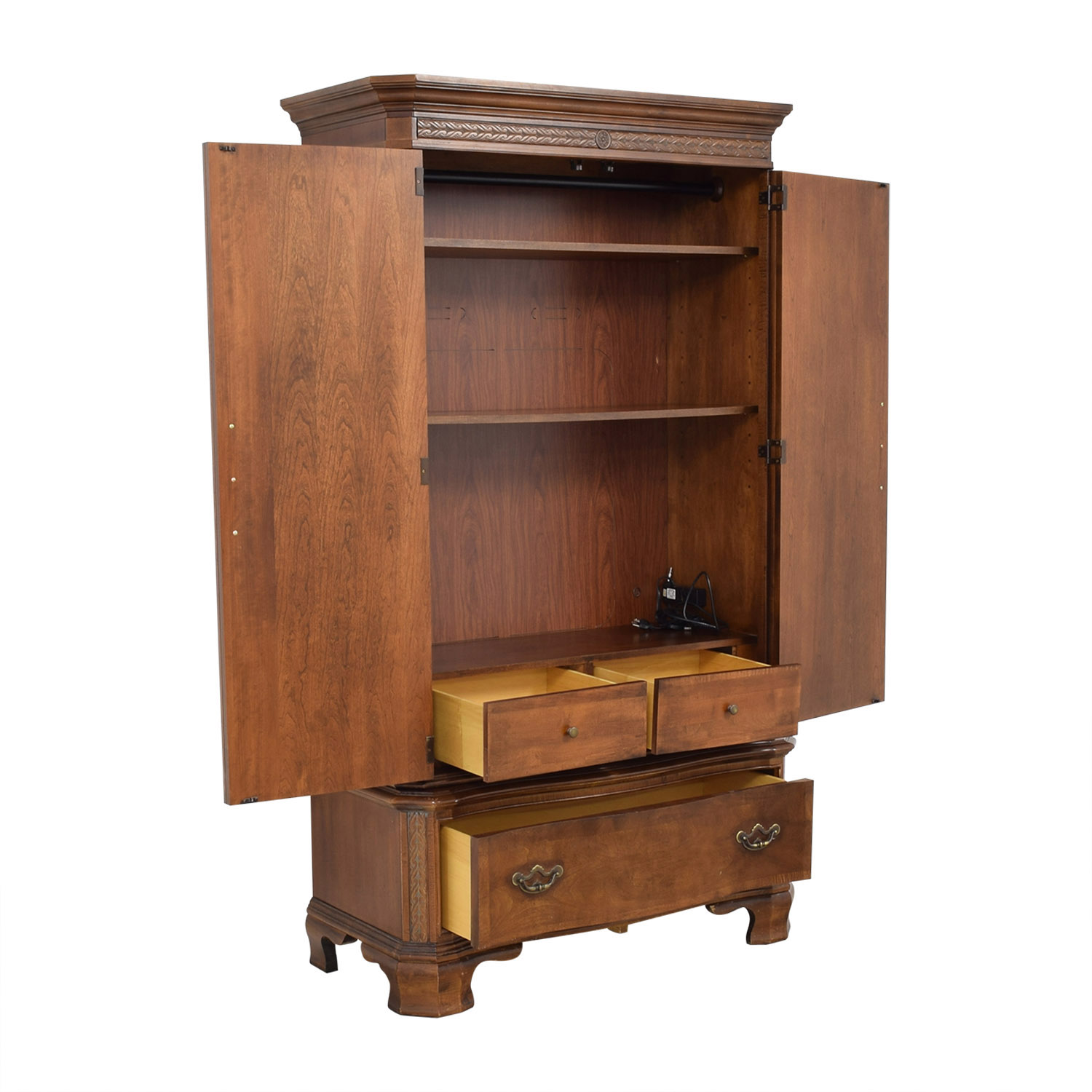American Drew American Drew Armoire used