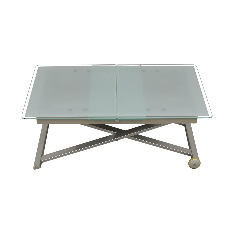 Calligaris Calligaris Adjustable Extension Table dimensions