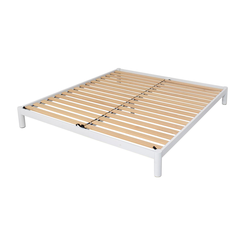 Casper King Size Platform Bed Frame Casper