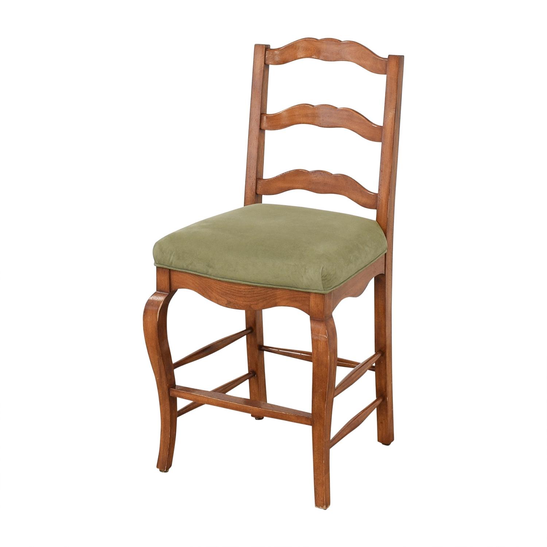Ladder Back Upholstered Stools Stools