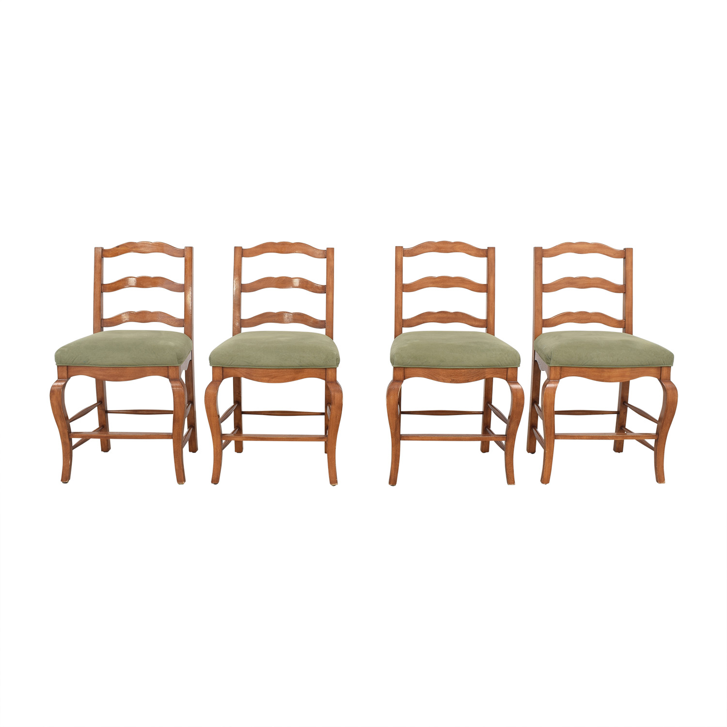 shop Ladder Back Upholstered Stools