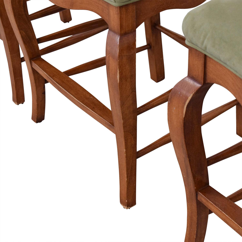 Ladder Back Upholstered Stools price