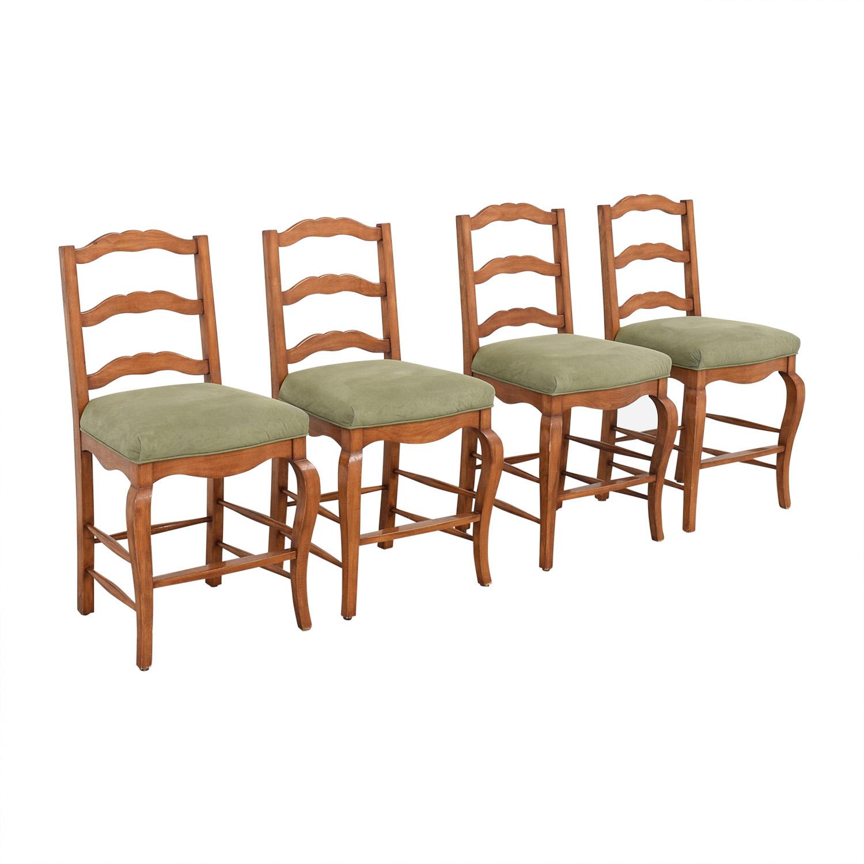 shop  Ladder Back Upholstered Stools online