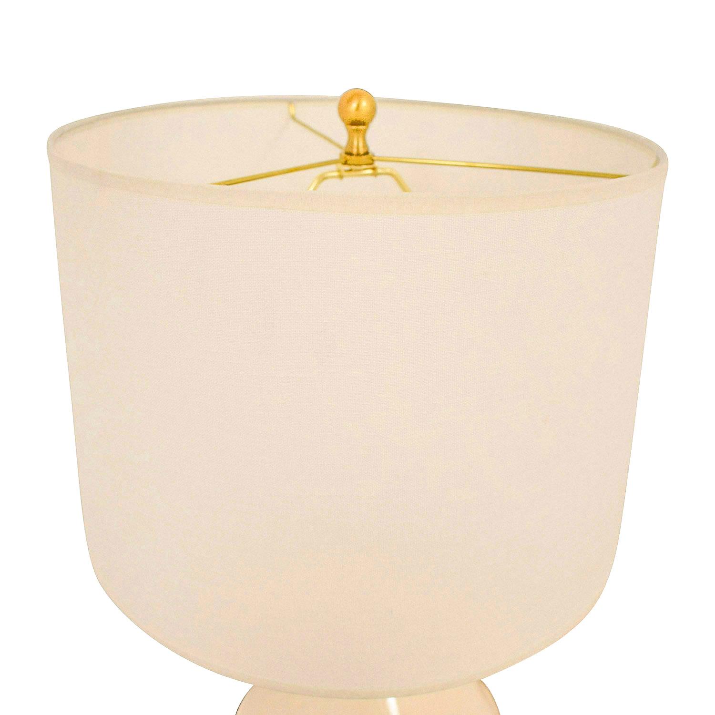 Modern Lantern Modern Lantern Bartlett Table Lamp used