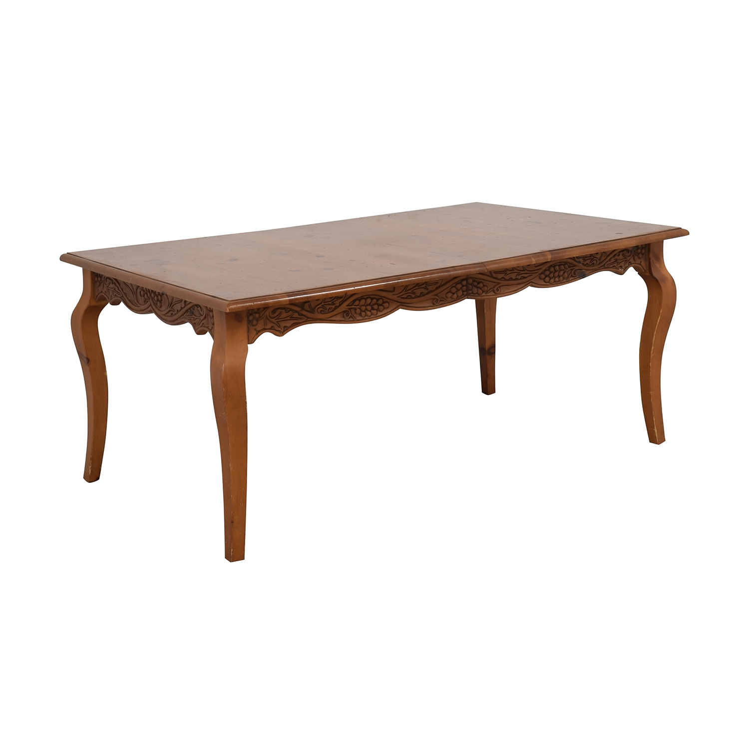 shop Huffman Koos Expanding Dining Table Huffman Koos