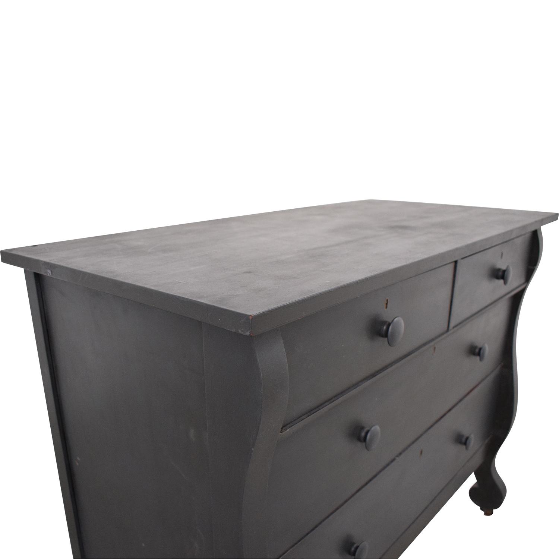 Vintage Four Drawer Dresser nj