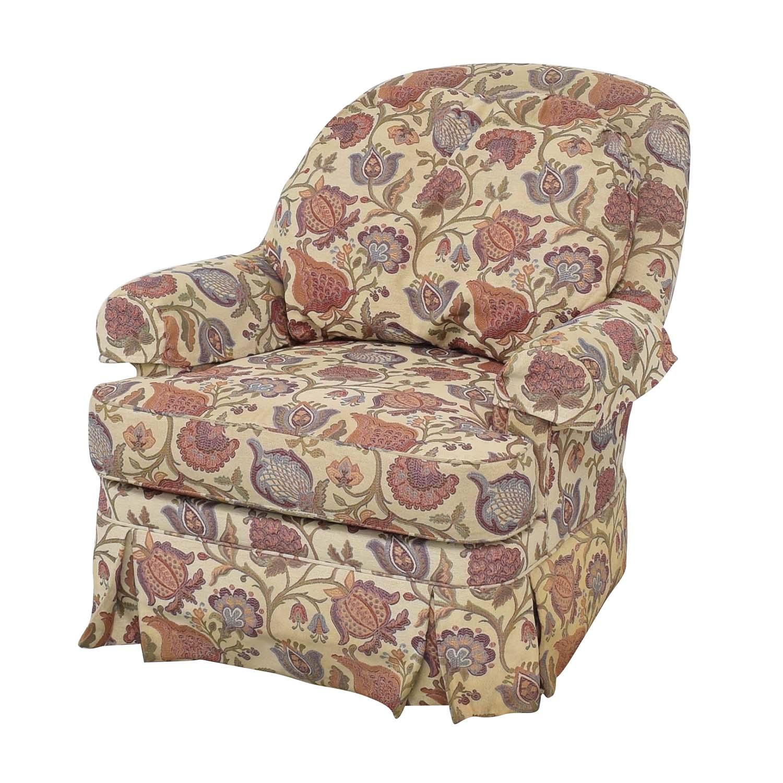 Ethan Allen Ethan Allen Charlotte Swivel Chair coupon