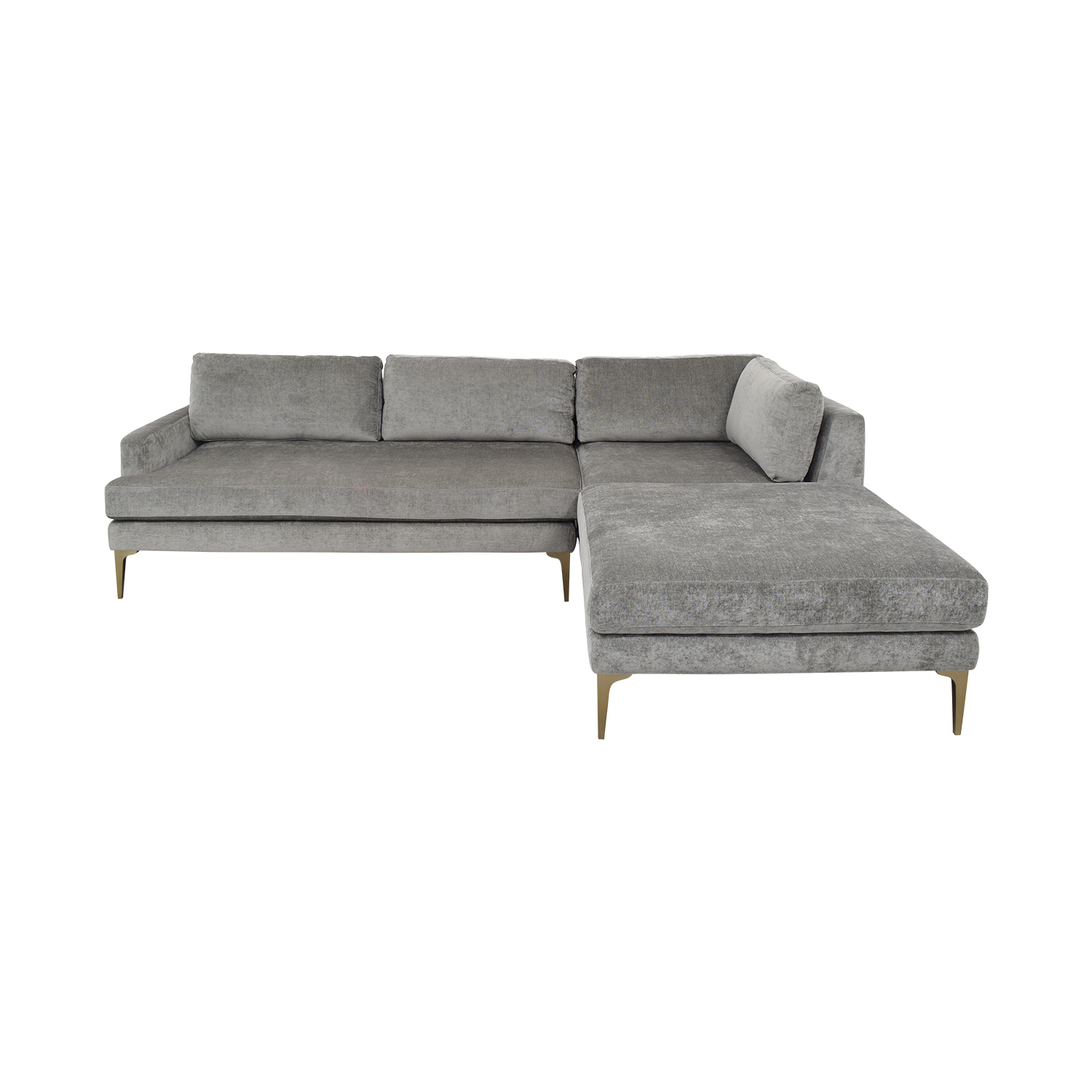 Cool 36 Off West Elm West Elm Andes Chaise Sectional Sofa Sofas Alphanode Cool Chair Designs And Ideas Alphanodeonline