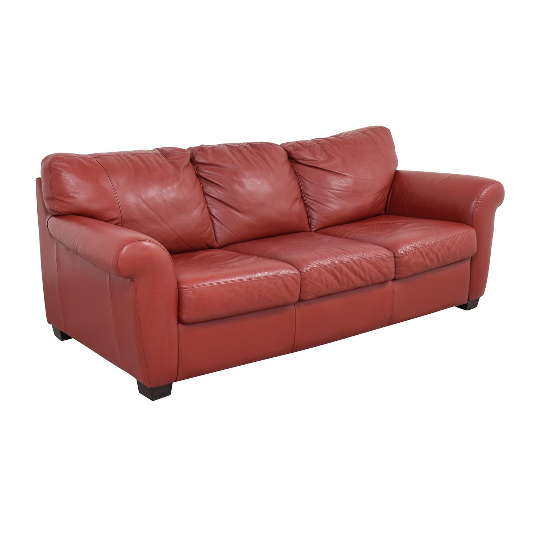 Natuzzi Natuzzi Three Cushion Sofa Classic Sofas