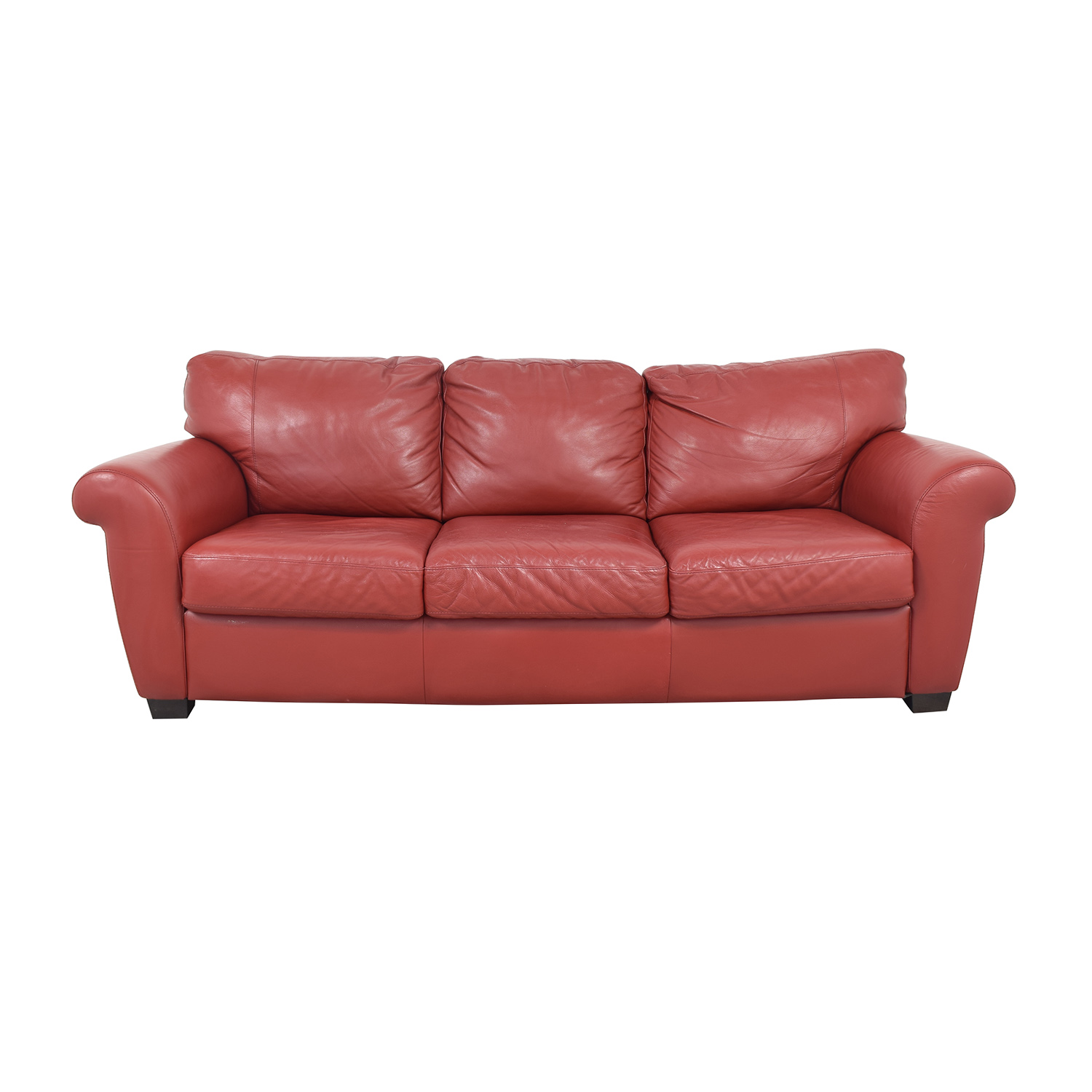 Natuzzi Natuzzi Three Cushion Sofa discount