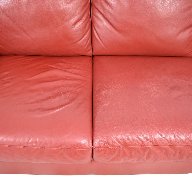 buy Natuzzi Three Cushion Sofa Natuzzi Classic Sofas