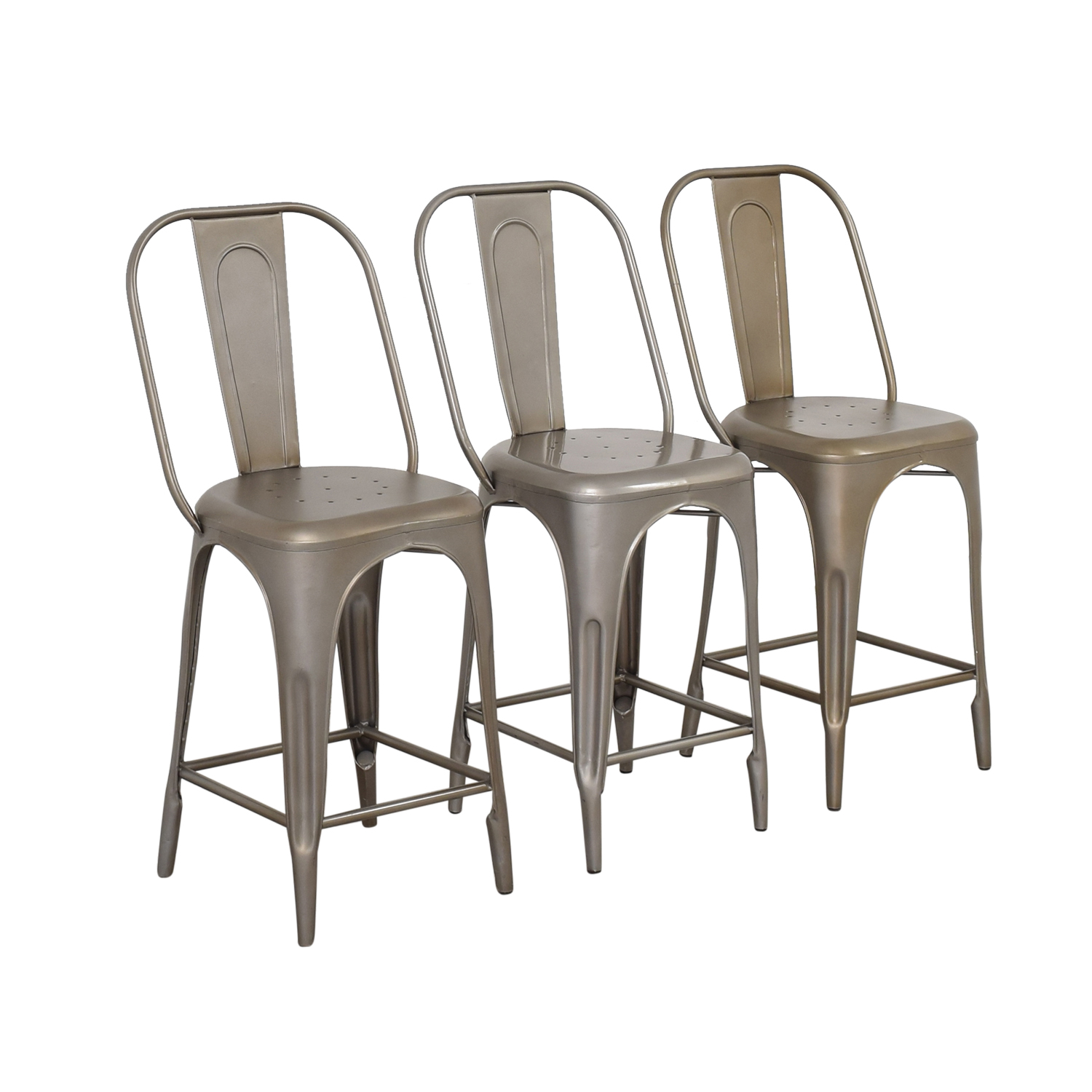 Restoration Hardware Restoration Hardware Remy Counter Stools Chairs