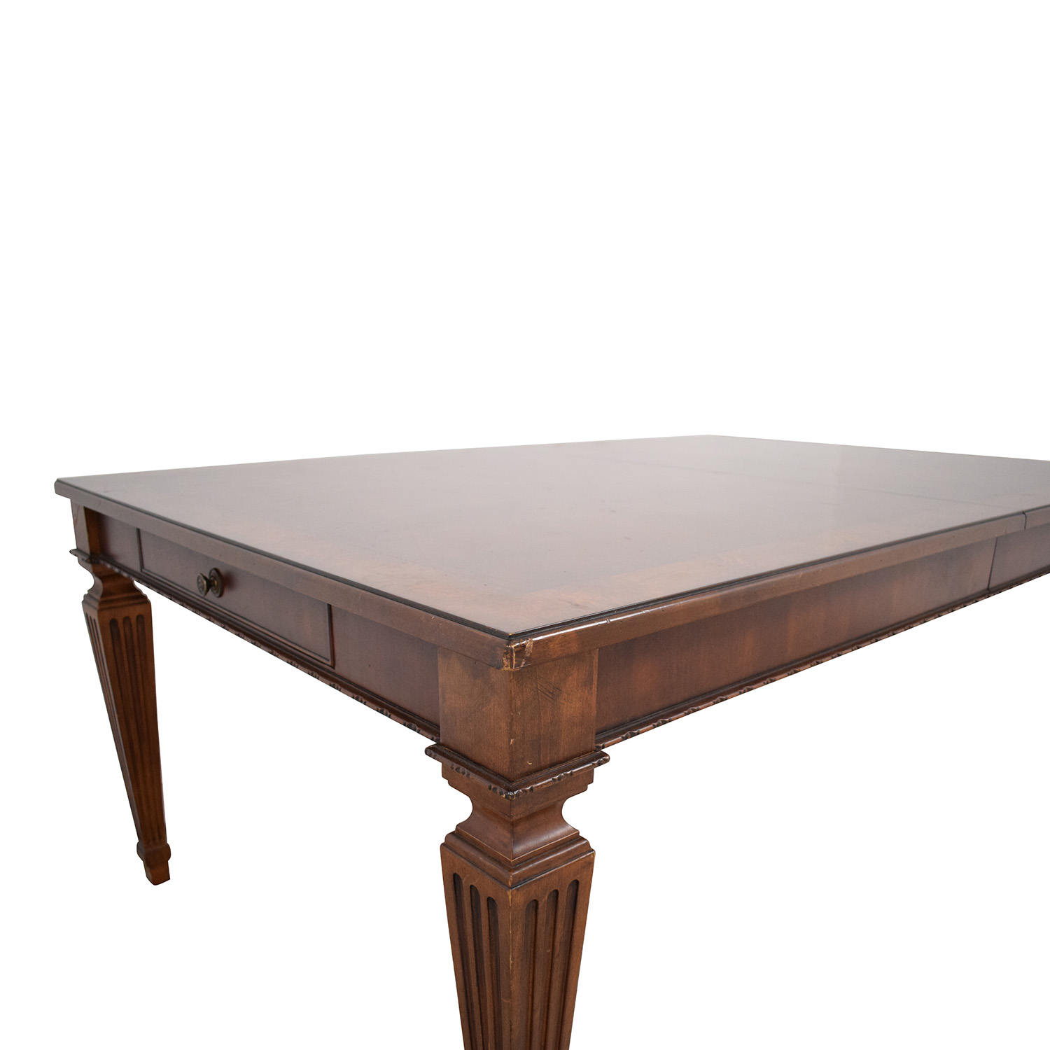 buy Ethan Allen Goodwin Dining Table Ethan Allen Tables