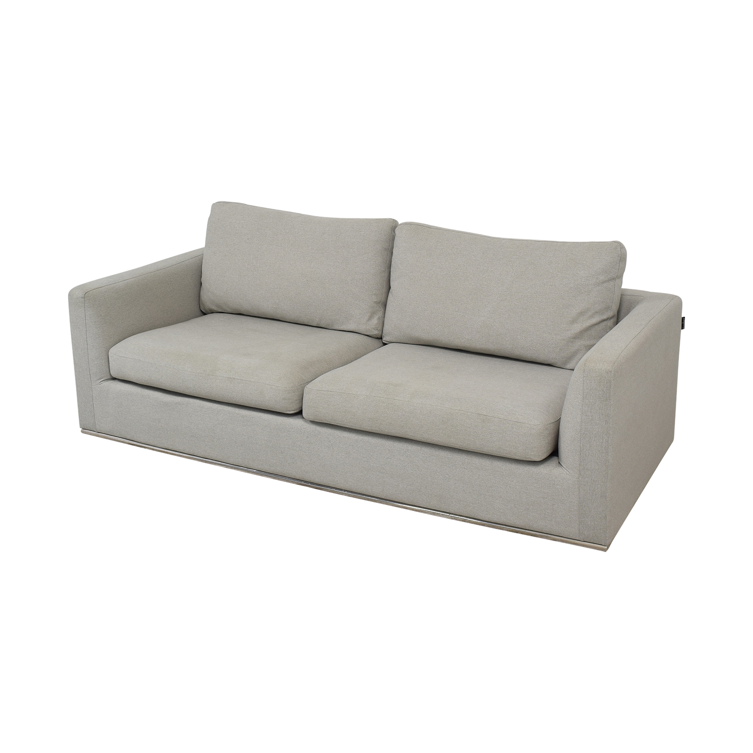 Modani Modani Modern Two Seater Sofa second hand