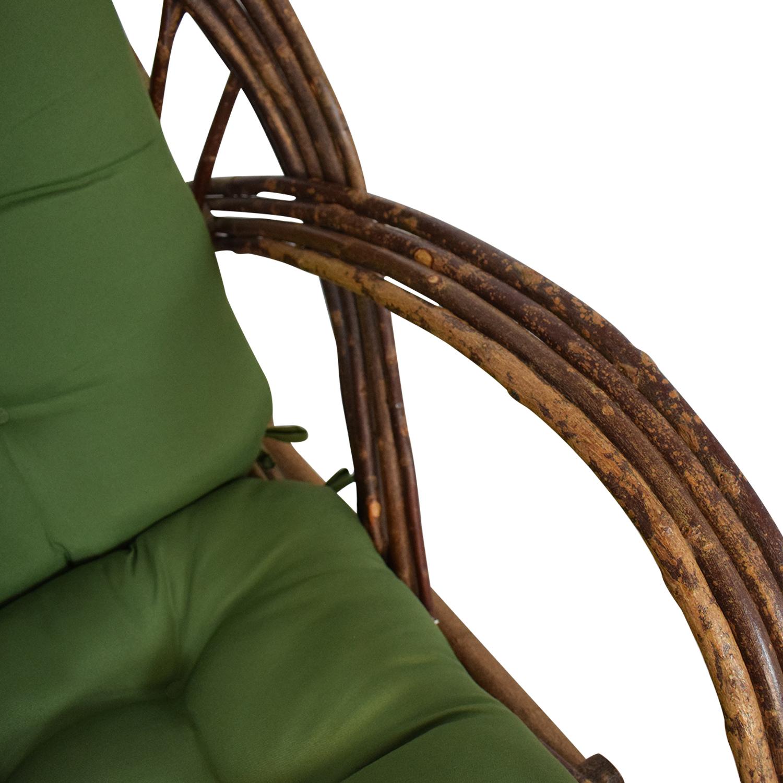 La Lune Collection Rustic Arm Chair sale