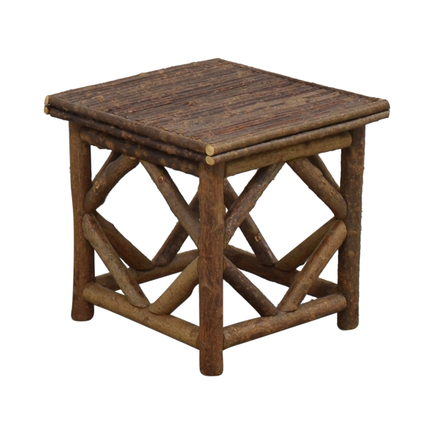 buy La Lune Collection Rustic End Table
