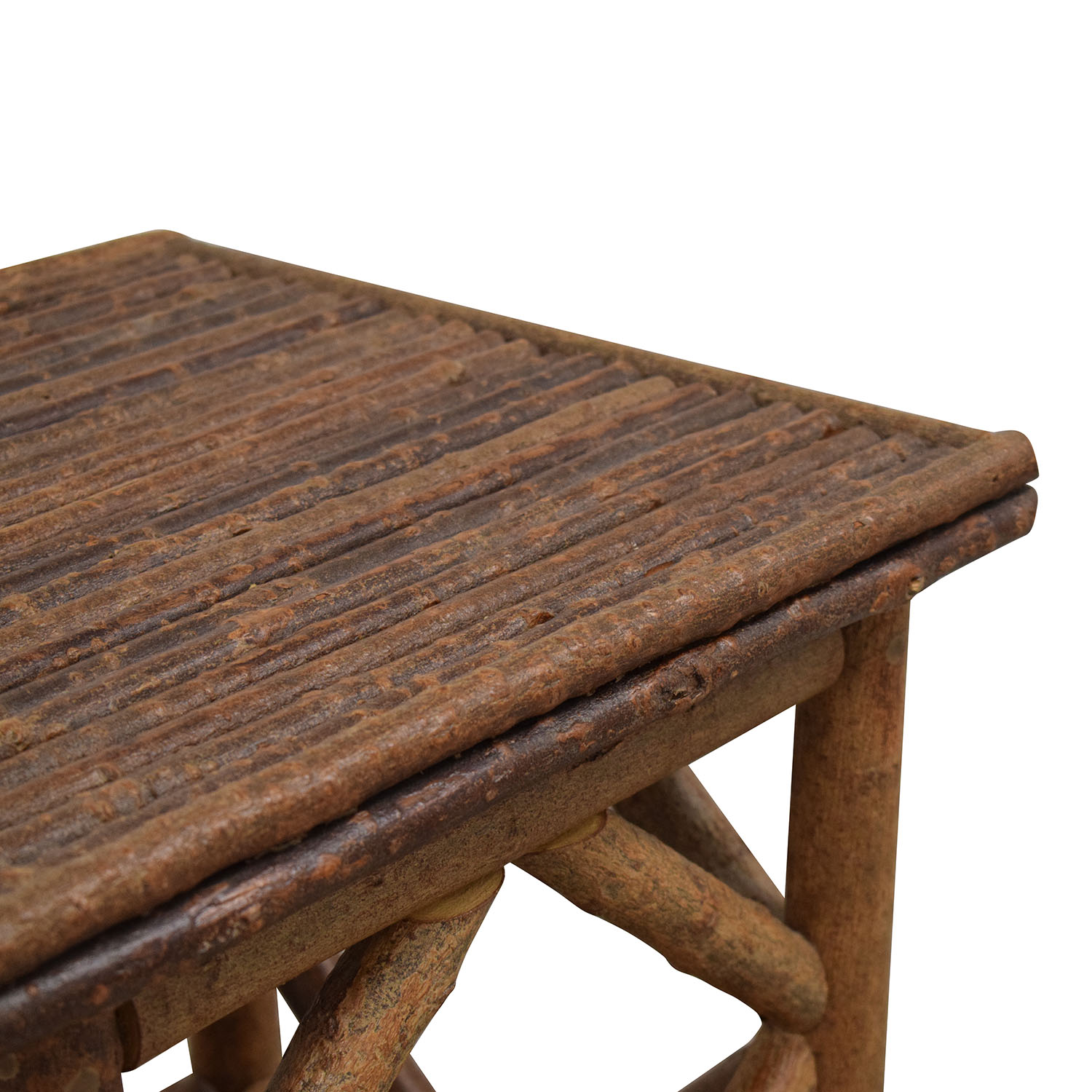 buy  La Lune Collection Rustic End Table online