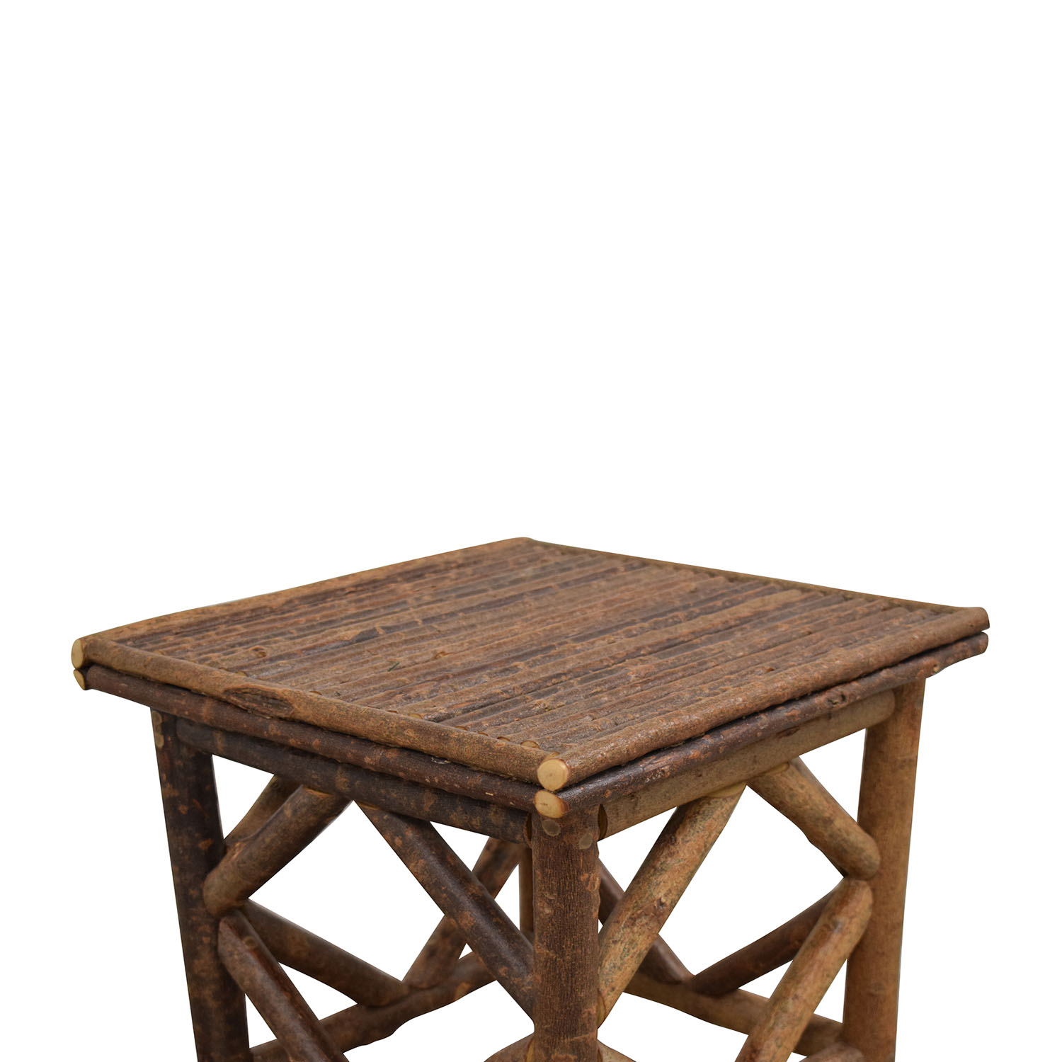 La Lune Collection Rustic End Table End Tables
