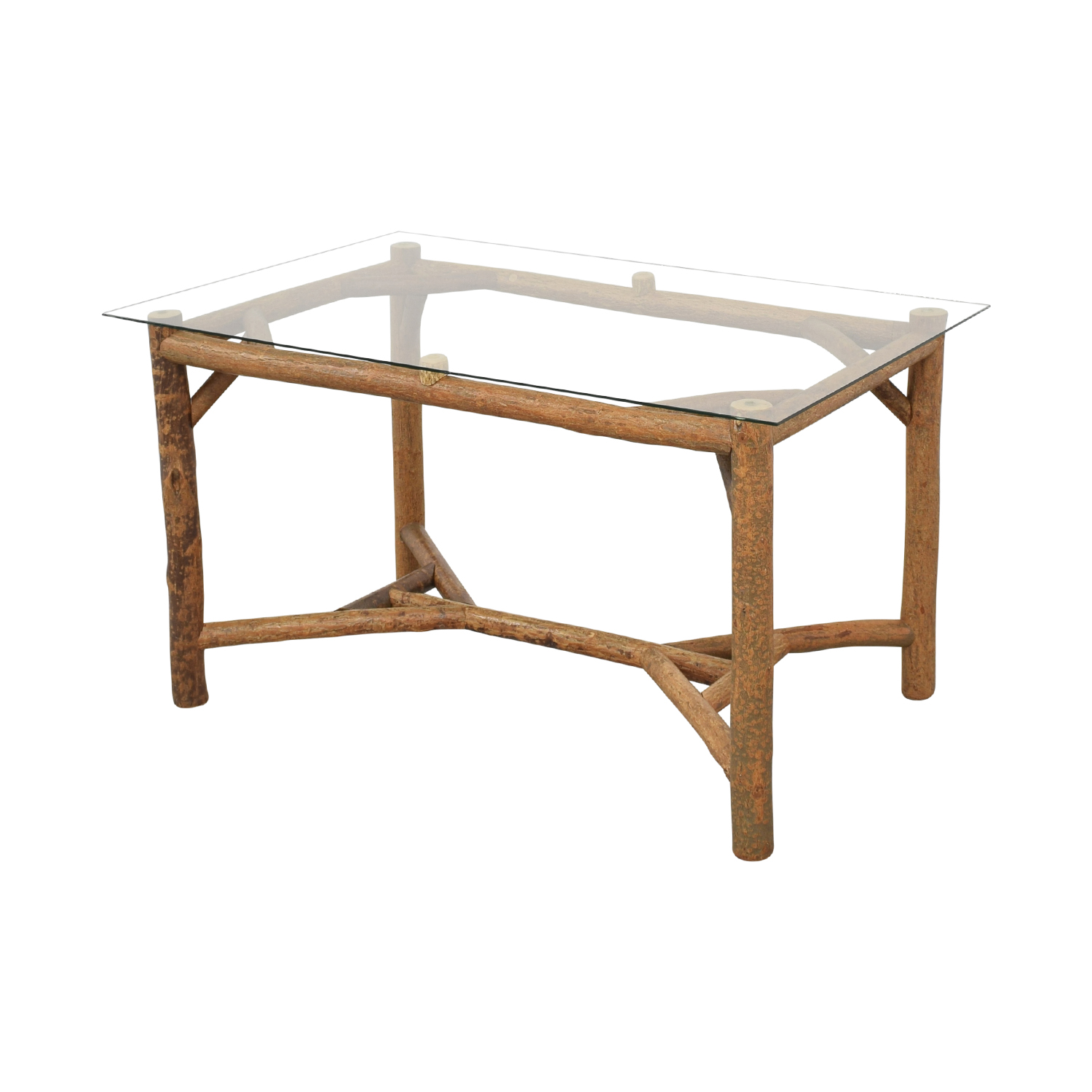 La Lune Collection La Lune Collection Rustic Dining Table coupon