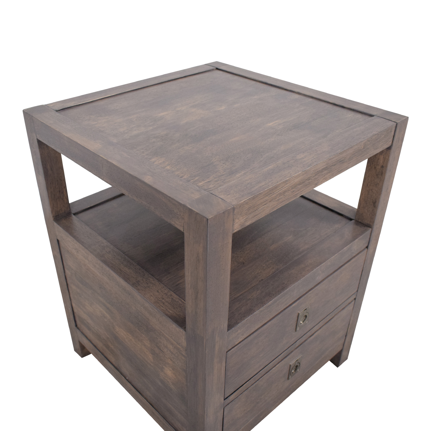 shop Two Drawer End Table  End Tables