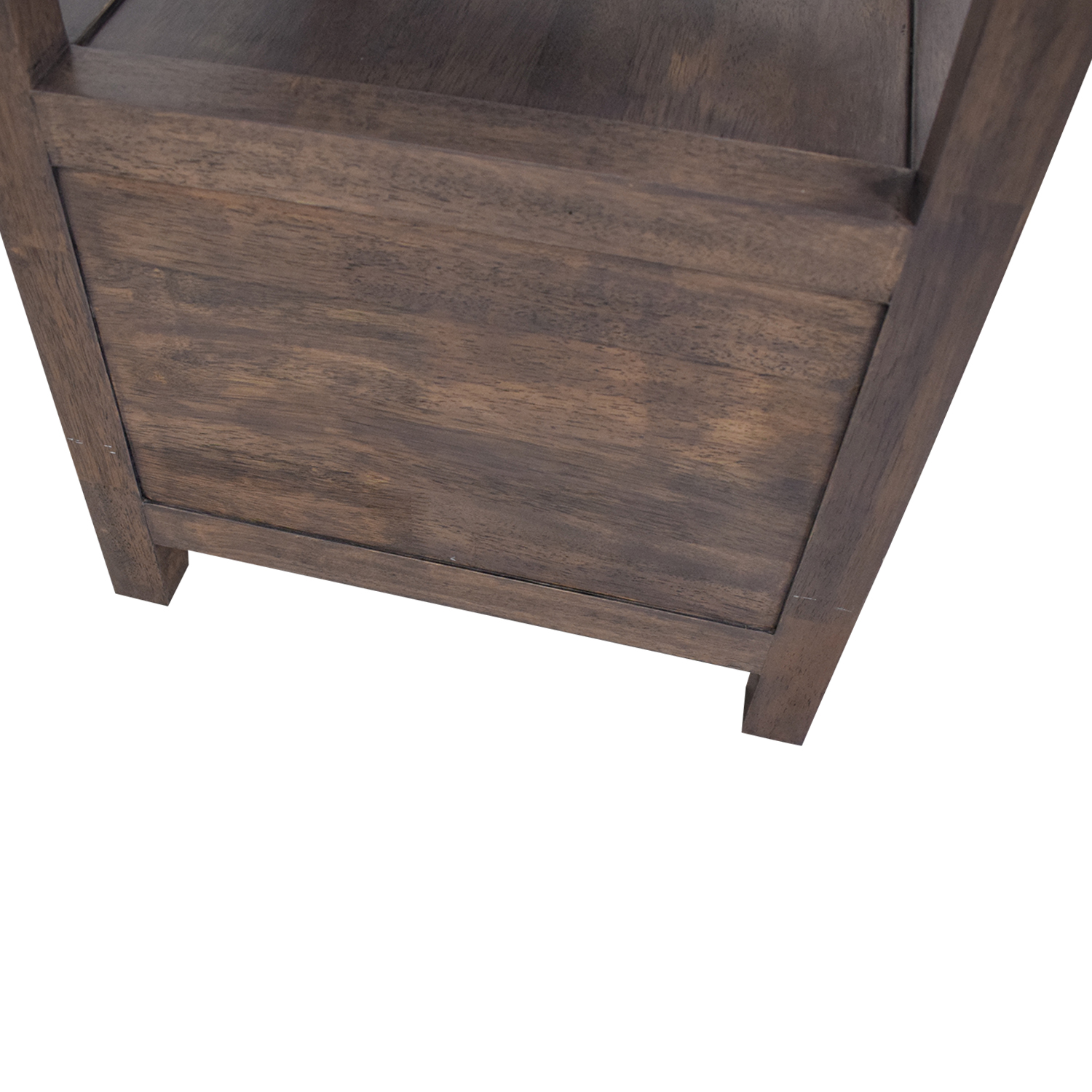 Two Drawer End Table ct