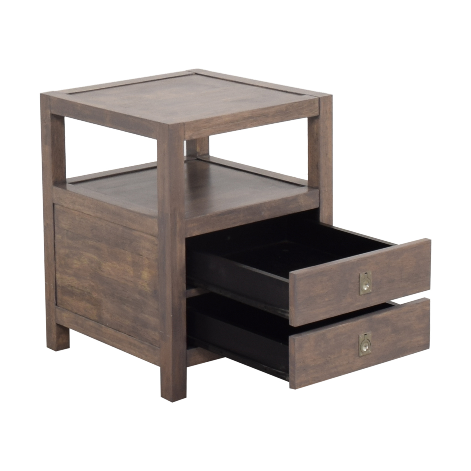 Two Drawer End Table for sale
