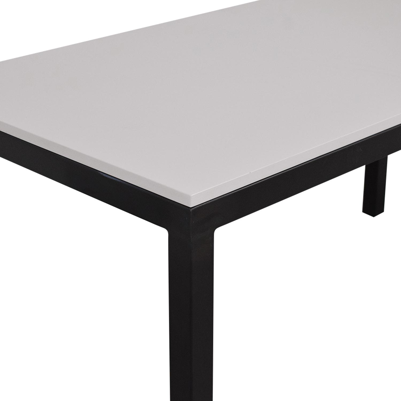 Room & Board Room & Board Parson Table dimensions