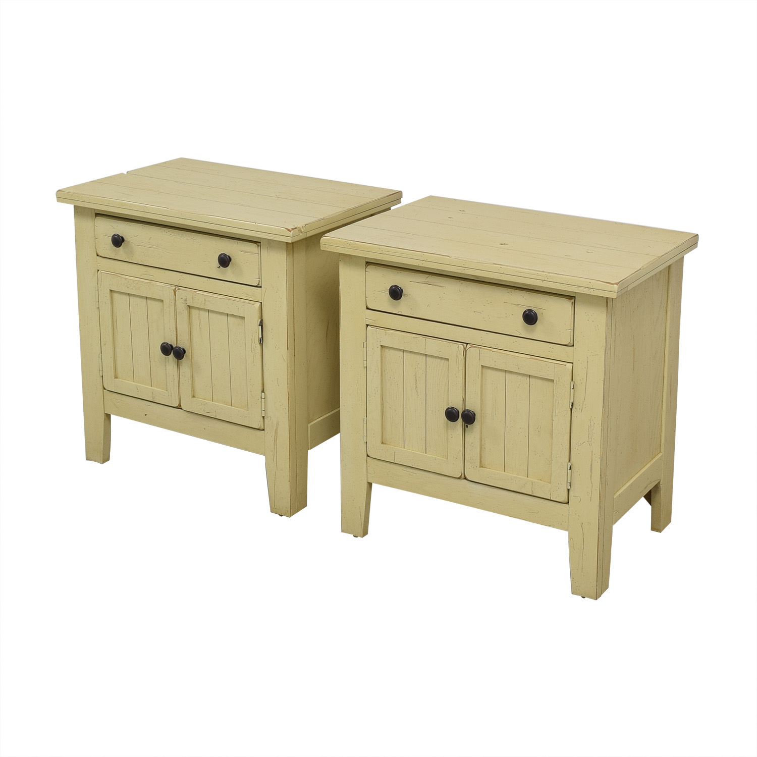 shop Broyhill Attic Heirlooms Door Night Stands Broyhill Furniture End Tables