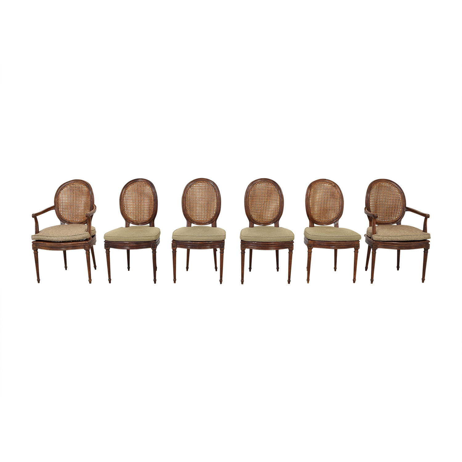 Cane Back Dining Chairs Chairs