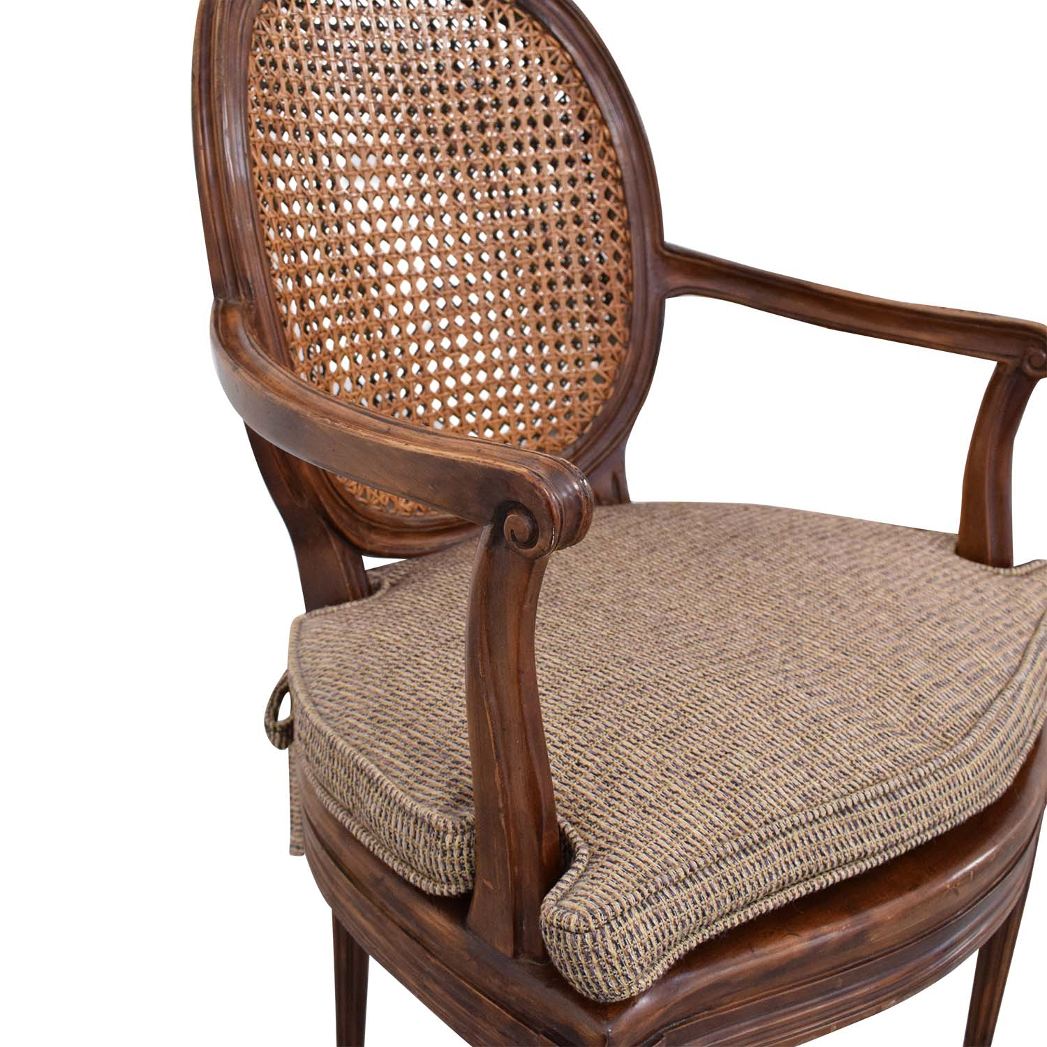 Cane Back Dining Chairs discount