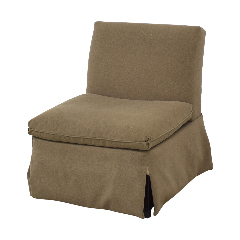 Ethan Allen Ethan Allen Slipper Chair Accent Chairs